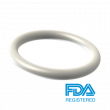 O-ring FFKM 70 evolast® B794 White
