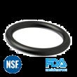 O-ring NBR 70 Black FDA / NSF61